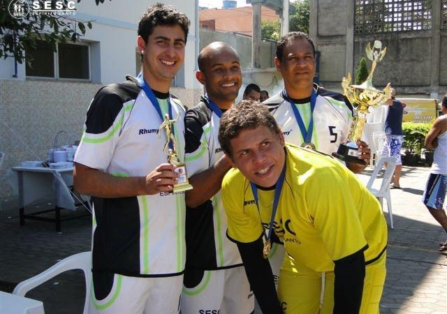 2ª Copa Sesc de Futebol Society Espírito Santo