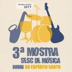 Terceira edição da Mostra Sesc de Música terá shows e oficinas de 07 a 10 no Glória