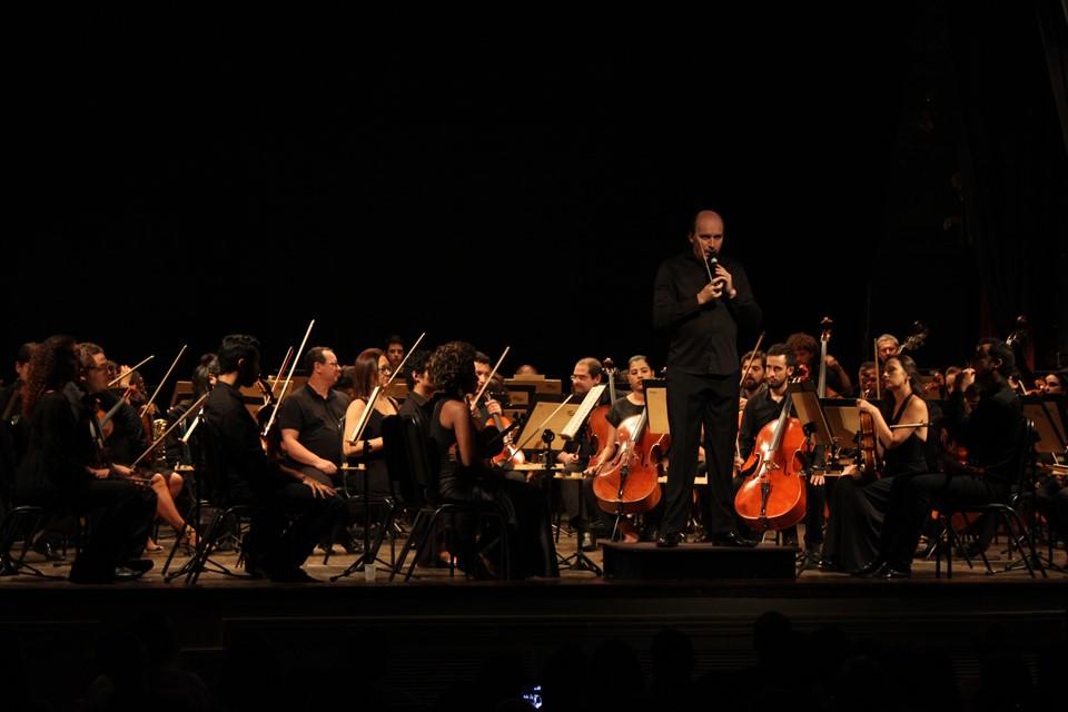 Sinfônica do ES divulga temporada de concertos do primeiro semestre