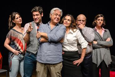 """Espetáculo """"Baixa Terapia"""" em agosto no Teatro Glória"""