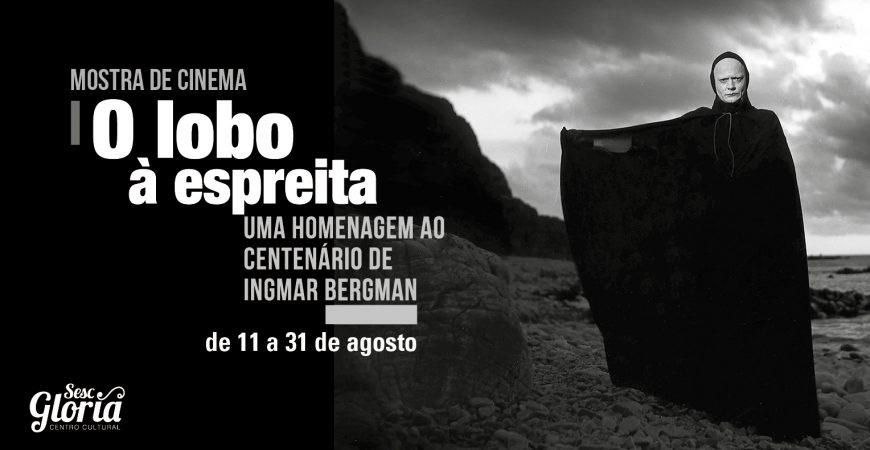 Mostra de Cinema em homenagem a Ingmar Bergman é o destaque no Sesc Glória