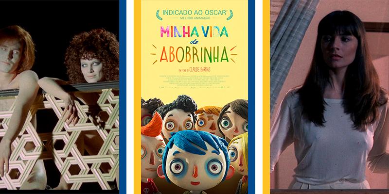 Cinema – Atrações de Maio