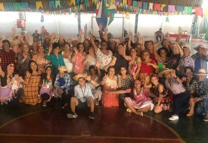 Festa junina no Sesc Vila Velha