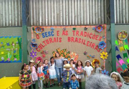 Diversidade cultural no Sesc Vila Velha