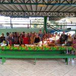 Confraternização no encerramento do primeiro semestre no Sesc Cariacica
