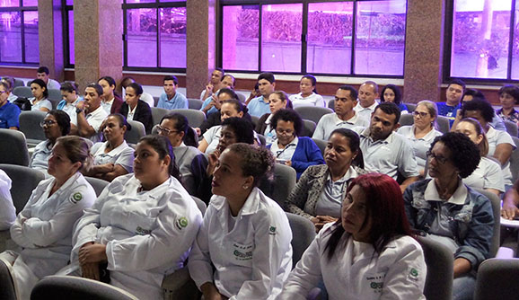 Semana Interna de Prevenção de Acidentes do Sesc Guarapari