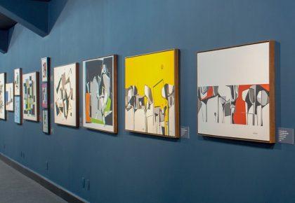 Exposição Cidades Abstratas fica em cartaz até dia 14 no Sesc Glória