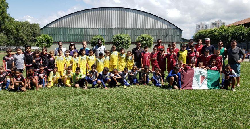 1º Torneio de Futebol de Campo sub-10 no CEVV