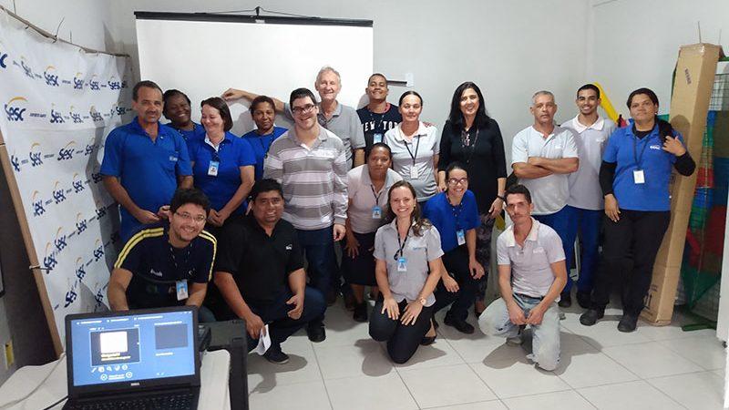 Semana Interna de Prevenção de Acidentes no Sesc Vila Velha