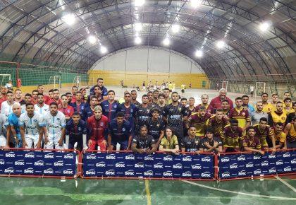 Veja como foi a 1ª Copa de Futsal do Centro Esportivo de Via Velha