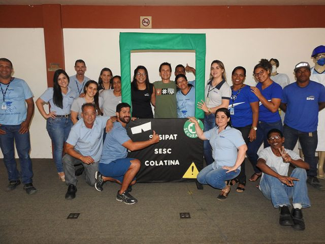 9ª SIPAT do Centro de Atividades de Colatina