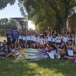 Jogos Pan-Americanos na Escola Sesc de Vila Velha: Vitória Marlins Baseball e Vitória Vikings