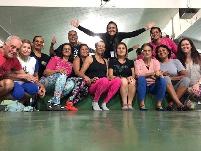 Semana da Educação Física no Sesc Vila Velha