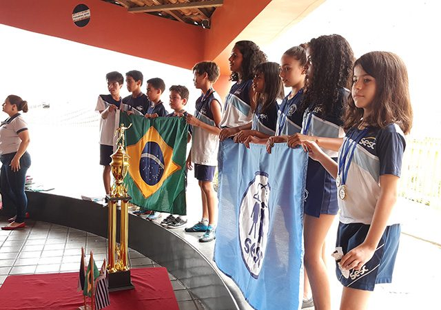 Copa Recreio Organizada no Sesc Colatina
