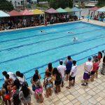 Campeonato de Natação do Sesc Linhares