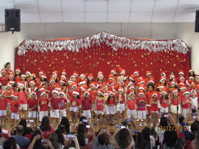Festa de Encerramento das Turmas do 1º Ano e Educação Infantil da Escola Sesc Cariacica