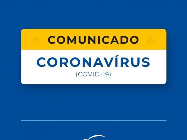 Comunicado – Sesc/ES: Coronavírus (COVID-19)
