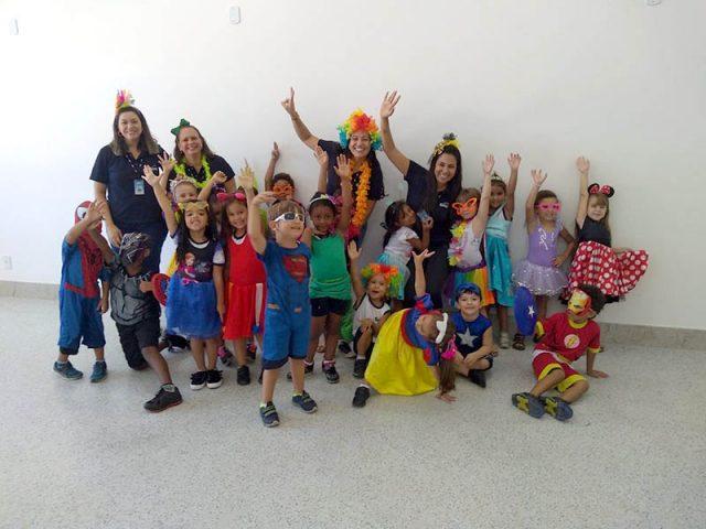 Carnaval na Escola Sesc de Cachoeiro de Itapemirim