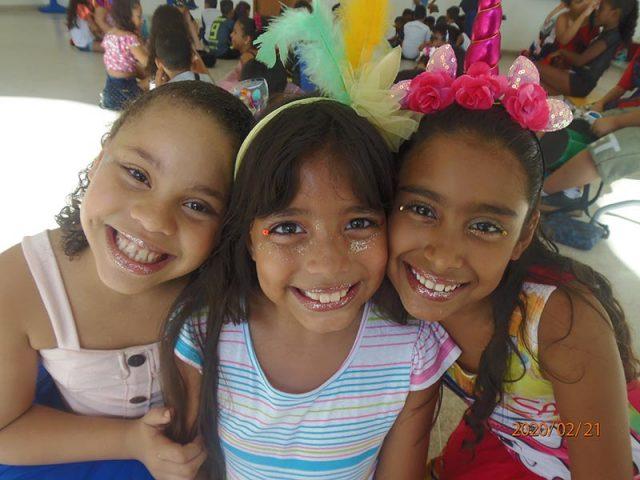 Carnaval na Escola Sesc de Cariacica