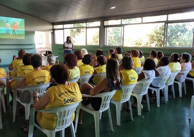 TSI inicia suas atividades com palestra e evento