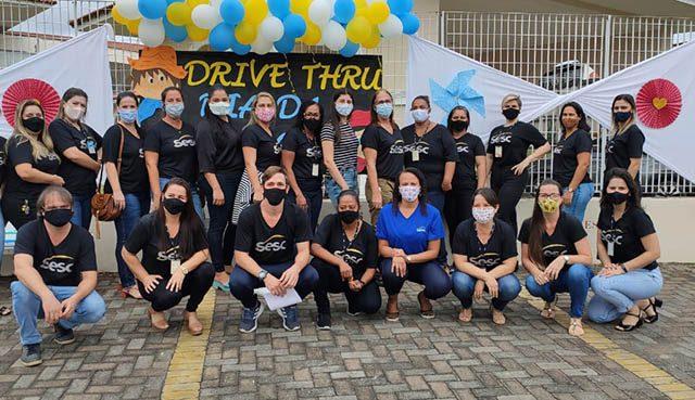 Drive Thru Dia da Saudade – Sesc Aracruz