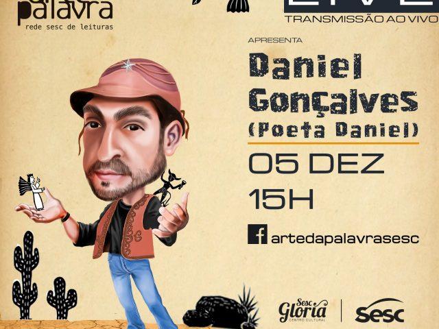 Arte da Palavra   Circuito de Oralidades com Daniel Gonçalves
