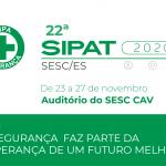 22ª SIPAT do Sesc/ES