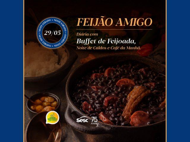 Sesc Domingos Martins: Feijão Amigo