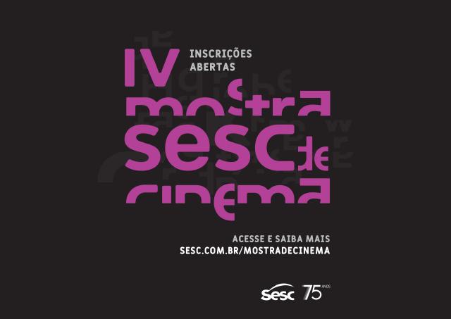 IV Mostra Sesc de Cinema: concurso ganha formato digital em 2021