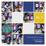Solidariedade no Sesc Linhares