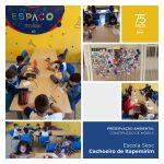 Conscientização Ambiental na Escola Sesc de Cachoeiro de Itapemirim